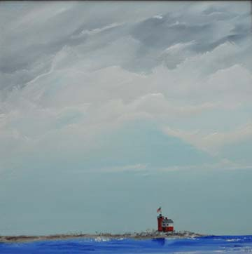 Arthur's Lighthouse, 48x48